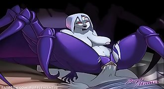 A Night with Rachnera - Purplemantis
